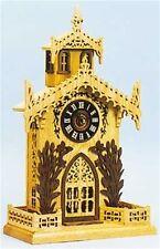 St. Augustine Scroll Saw Clock Plan