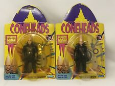 Lot Of 2 1993 CONEHEADS Action Figures BELDAR & PRYMAAT Playmates Toys