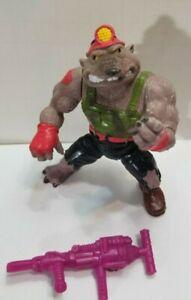 NICE Vintage 1991 TMNT Dirtbag Action Figure Teenage Mutant Ninja Turtles