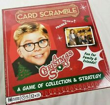 A Christmas Story Board Game Card Scramble Strategy Classic Holiday Movie Family