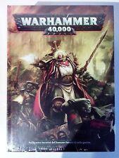 Warhammer 40K: Regolamento 2008 - Rulebook 40.000 Blisterato! ma FU04