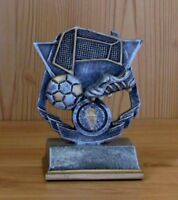 10 Fußball Figuren Pokale #1455 (Fussball Jugend Turnier Pokal Medaillen Gravur)