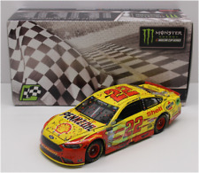 NASCAR 2017 JOEY LOGANO #22 RICHMOND RACE WIN SHELL 1/24 CAR IN STOCK 1 OF 421