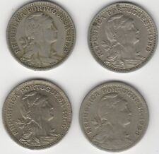Mezcla de monedas de 50 centavos Portugal | monedas europeas | centavos 2 libras