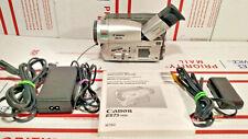 Canon Es75 Hi8 8mm Video8 Camcorder Vcr Player Video Camera Video Transfer