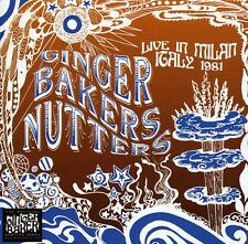 Ginger Baker, Ginger Baker Nutters - Live in Milan 1981 [New CD] UK - Import