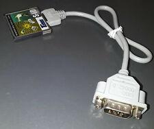 Targus 240-0006-001A Compact Flash Serial Card S-I/O
