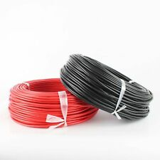 Flexible 8 10 12 Gauge Power Ground Wire Pure Copper Stereo Amp Cable Wiring Lot