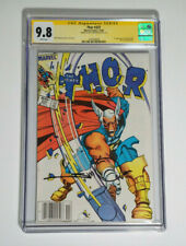 Thor #337 CGC 9.8 signed by Walt Simonson (1st full appearance of Beta Ray Bill)