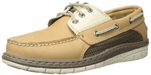 Sperry Top-Sider Men's Billfish Ultralite Linen Boat Shoe NWB