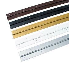 Stangenscharnier Klavierband Scharnierband Anschweißband Möbelscharnier 30-100cm