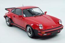 Minichamps Porsche 911 Turbo 1977 Red 1/12