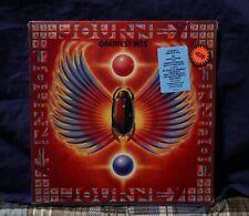 JOURNEY~VERY RARE SEALED LP~GREATEST HITS~1988 USA 1stPRESS~W/HYPE STICKER~OOP