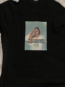 Bassnectar t-shirt mens XL black RARE