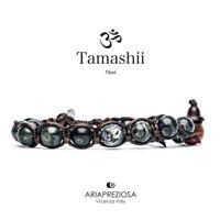 TAMASHII TIBET BRACCIALE UNISEX CAMOUFLAGE STONE   BHS900-101 NUOVO