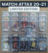 TOPPS MATCH ATTAX CHAMPIONS LEAGE 2020-2021 LIMITED EDITION