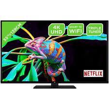OK. ODL 55651U-TIB, 140 cm (55 Zoll), UHD 4K, SMART TV, LED TV, 1800 CMP, DVB-T2