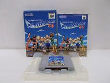N64 -- Pilotwings 64 -- Can data save! Nintendo 64, JAPAN Game Nintendo. 16157