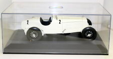 La Mini Miniera 1/18 Scale Alfa Romeo 8C 2300 White #2 Diecast Model Car + Case