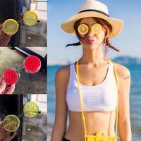 Lemon lovely Novelty fruit sunglasses Photography Fancy Dress Party Beach Glass