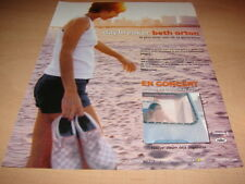 BETH ORTON - DAYBREAKER!!!!!!!!!!!!!!PUBLICITE / ADVERT