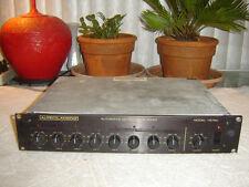 Altec Lansing 1678C, 8 Channel, Automatic Microphone Mixer, Vintage Rack