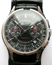 STRELA POLJOT INTERNATIONAL WATCH Chronograph 3133 poljot