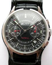 STRELA POLJOT INTERNATIONAL WATCH Chronograph 3133 poljot