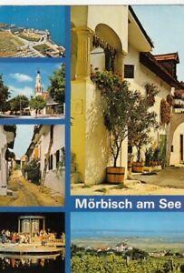 Mörbisch am See, Burgenland, Mehrbildkarte glum 1970? G4458