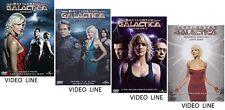 Dvd BATTLESTAR GALACTICA *** Stagione 1-2-3-4 Saga Completa ***......NUOVO