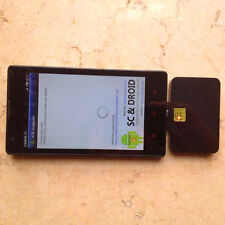 Programmer EMV Contact Visa Credit Card Smart Reader Writer For Android Phone