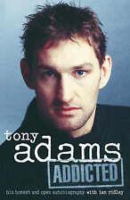 Addicted, Adams, Tony Hardback Book