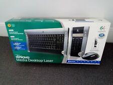 ✔️ LOGITECH DiNovo wireless Bluetooth keyboard Y-RZ42 Y-RAA4 Laser Media Desktop
