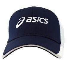 ASICS Alastair Hat Navy White- Mens- Size OSFA a459fb7480d8