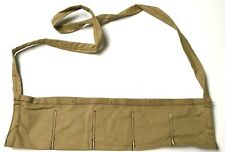WWI BRITISH CANADIAN COMMON WEALTH SMLE ENFIELD RIFLE .303 AMMO BANDOLIER