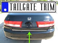 Honda ACCORD 03 04 05 06 07 08-12 Chrome Tailgate Trunk Trim Molding