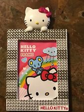 Sanrio Hello Kitty Studded Picture Frame 4X6 Home Decor Teen Youth Bedroom