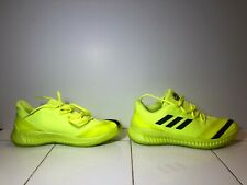 Adidas Harden B/E 2 Size 8.5 US Men's Basketball Shoes AQ0030 Neon Yellow