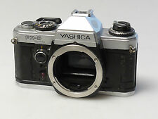 (PRL) YASHICA FX BODY 135 35 mm SLR SPARE PARTS FOTORIPARATORE REPAIR REPARATION