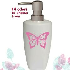 Butterfly Soap Lotion Pump dispenser Bathroom Kitchen Soap Dispenser Gift