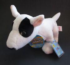 LR2 Bull Terrier dog WEBKINZ PLUSH new code stuffed animal ganz