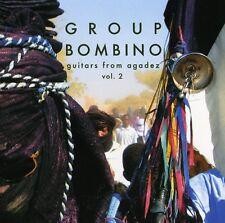 Vol. 2-Guitars From Agadez (Music Of Niger) - Group Bombino (2009, CD NUOVO)