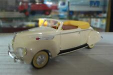 LINCOLN ZEPHYR MODEL OF YESTERYEAR 1:43 (NO BOX / GEEN DOOS)