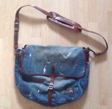 Rare Ralph Lauren Denim Jean  Messenger Bag