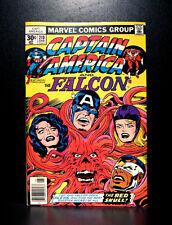 COMICS: Marvel: Captain America #210 (1977), Red Skull app  - RARE