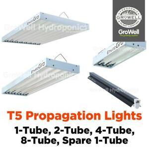 Propagation Lights - T5 Propagation Grow Lamps - 1x, 2x, 4x, 8x Tubes Units