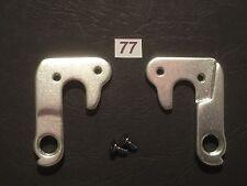 #77 Posteriore Deragliatore Mech Gear Hanger in alto Drop Out bullone di montaggio incluso