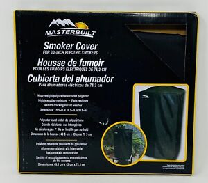 "Masterbuilt Smoker Cover for 30"" Electic Smoker: NEW IN BOX~ Fast Free Ship"