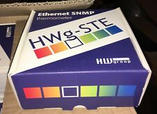HWg-STe Ethernet SNMP Thermometer