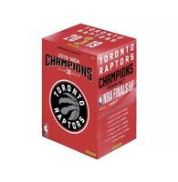 2019 Panini Toronto Raptors Basketball NBA Championship Set New/Sealed